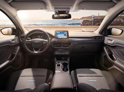 Der neue Ford Focus Active