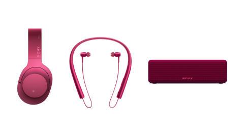 MDR-100ABN_MDR-EX750BT_SRS-HG1_Pink