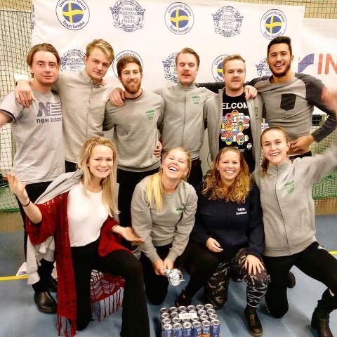 Årets studentmästare i futsal - Lachmans Leftovers SSGI, GSIF