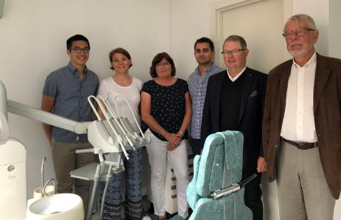 Skåne Stadsmission öppnar ny tandläkarmottagning