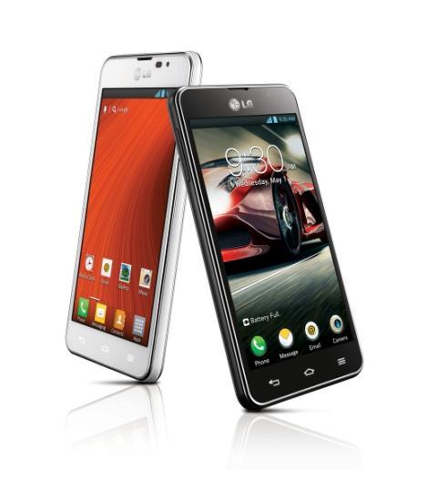 LG Optimus F5 – 4G-puhelin suurelle yleisölle