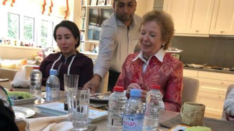 Detained in Dubai & Guernica 37 response - Mary Robinson meeting with Sheikha Latifa fails to answer key concerns