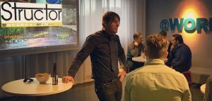 Anders Metzén, VD på Structor, om det stora behovet av Markingenjörer