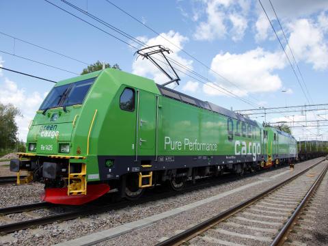 Erik Johansson ny CFO på Green Cargo