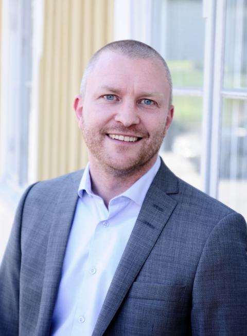 Lars Holmin, styrelseordförande Västtrafik
