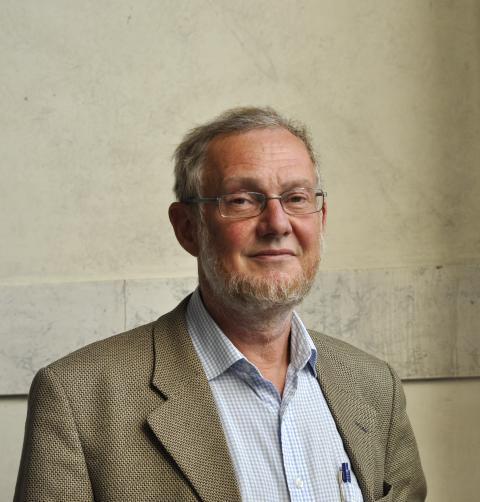 Wilhelm Agrell, författare och professor i underättelseanalys vid Lunds universitet.