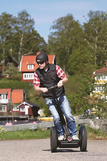 Upplev Vaxholm och ö-världen med Segway Event och Leventa