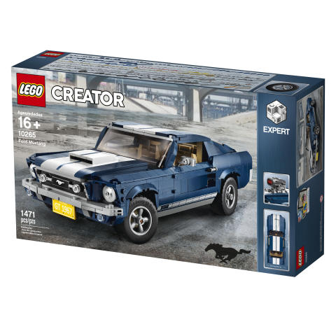 Ford Mustang LEGO-sæt