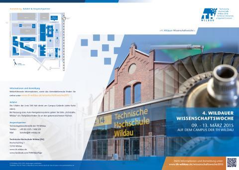 4. Wildauer Wissenschaftswoche