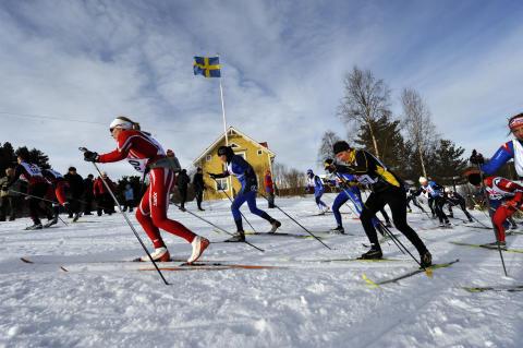 Vasaloppet är Sveriges mest omskrivna sportevenemang