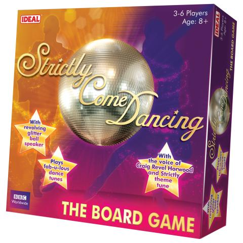 John Adams-SCD The Board Game