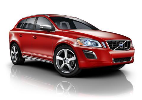 Volvo XC60 växlar upp sportigheten med R-Design