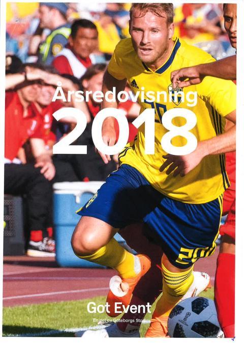 Årsredovisning 2018