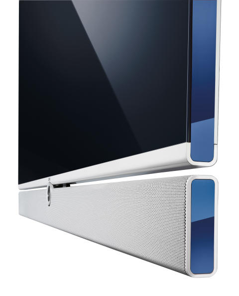 Individual Slim Frame, blue inlay