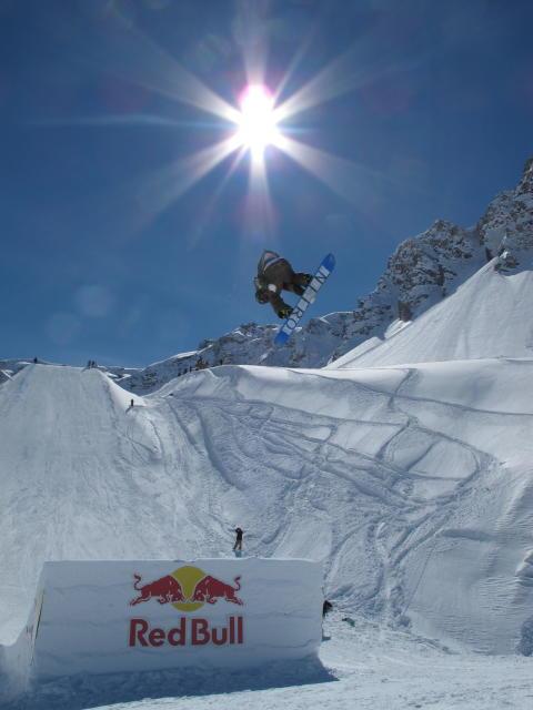 Gjermund Bråten. X Games Europe 2013. Foto: Snowboardforbundet