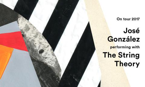 José González och The String Theory till Linköping i februari