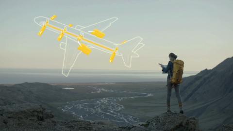 Islands natur har hovedrollen i Icelandairs nye sikkerhedsvideo