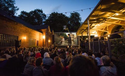 Premiär för Bioterrassen i Lund -Bioaktuella filmer under stjärnorna