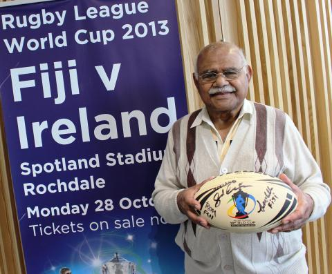 World Cup wonder – A Fijian dream come true for Rochdale resident
