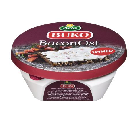 Buko Bacon packshot