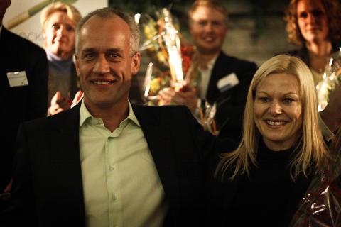 Anders och Susanne, Svenska Aerogel AB