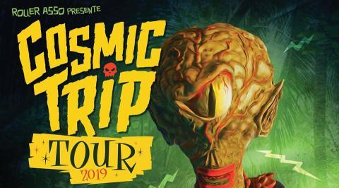 Cosmic Trip Tour 2019