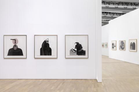 Installasjonsfoto: Zdenka Rusova - Grafikkens nestor