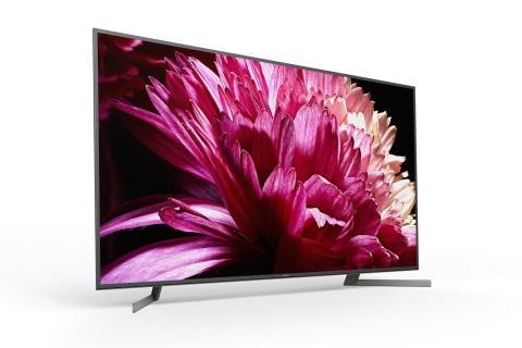 Водещата серия 4K HDR Full Array LED телевизори на Sony XG95 е налична на пазара в България
