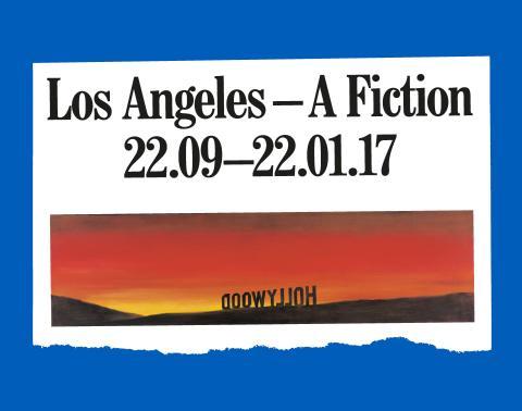 Pressevisning av Los Angeles - A Fiction på Astrup Fearnley Museet torsdag 22.09.2016  kl. 11.00
