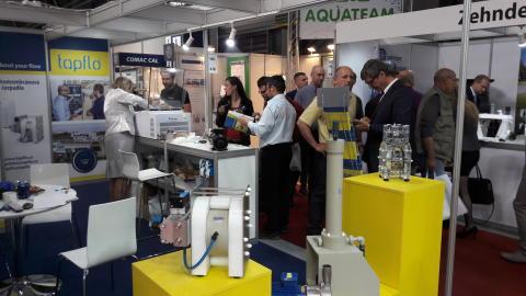 Tapflo at Water Management Exhibition in Prague, Czech Republic - 23-25.05