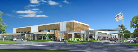 Enhanced Facilities for Passengers in New Seletar Airport Terminal