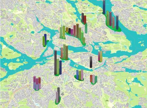 Per Ankersjö (C): Stockholms stad behöver ett skyskrapeprogram