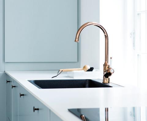 Klassisk vandhane  i moderne look