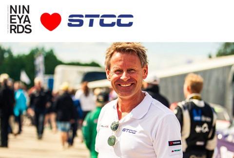Scandinavian Touring Car Championship (STCC) väljer Nine Yards