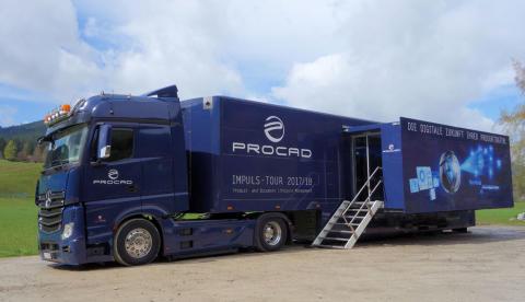 PLM-Software-Anbieter PROCAD schließt Geschäftsjahr 2017/2018 erfolgreich ab