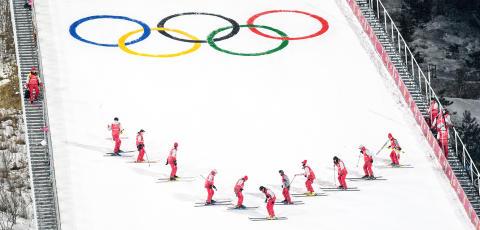Näringslivstoppar och ledande politiker i gemensamt upprop för vinter-OS och Paralympics till Sverige