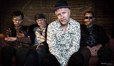 Bonefish på omfattande Tysklandturné i april