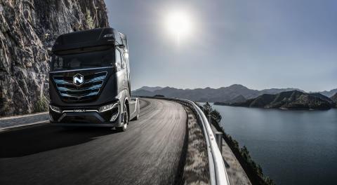 CNH Industrials datterselskaper IVECO og FPT sammen med Nikola Motor Company annonserer fremtidig Nikola TRE-produksjon i Ulm i Tyskland