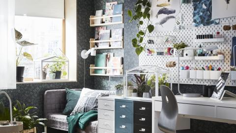 Get your home office summer ready with IKEA
