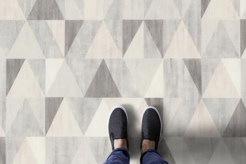 Golvtrender 2017. Diamond Cream från Gerflor