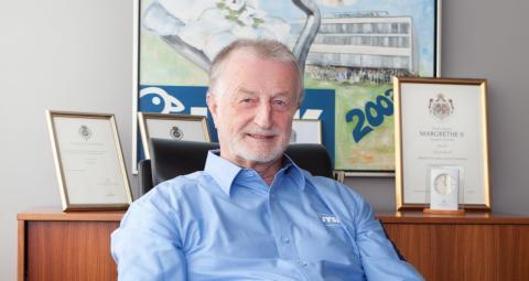 JYSKin perustaja Lars Larsen on menehtynyt