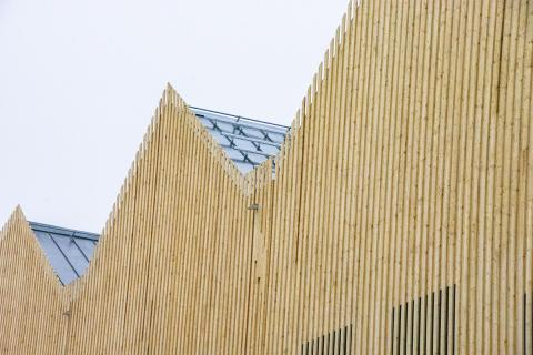Huddinges Skapaskola nominerat till Årets Bygge