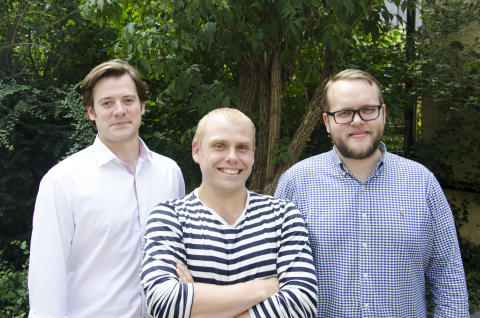 Philip Stankovski, Frode Thorsén, Alexander Liljengård
