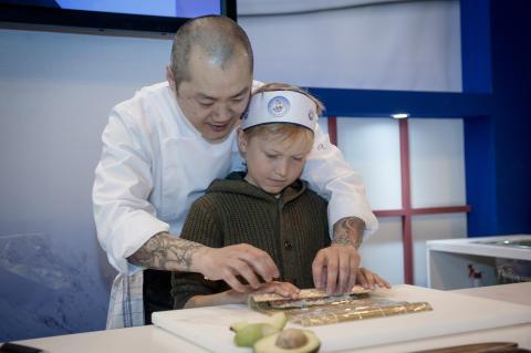 Escuela Sushi SN 2