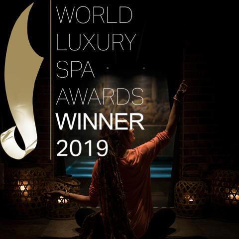 "Hagabadet Drottningtorget har tilldelats priset ""Luxury Yoga Experience"""