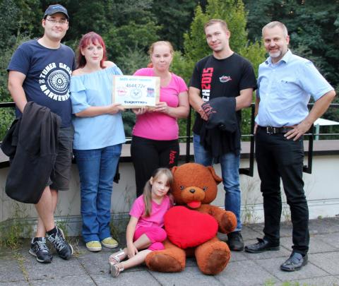 Cars meet Charity: Ein Tuningtreffen in Halle für das Kinderhospiz Bärenherz