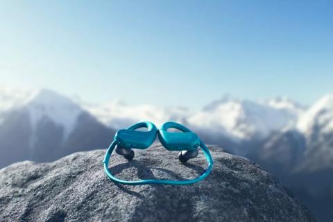 Спортувайте навсякъде, където пожелаете, с новата водоустойчива серия Walkman® WS620