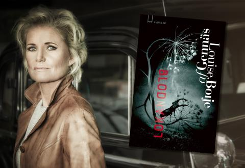 Louise Boije af Gennäs gör storslagen comeback med thrillerdebut