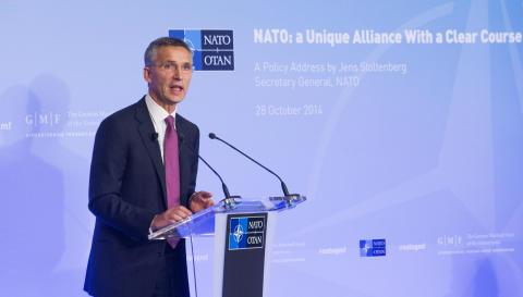 Stabil Nato-opinion – flertal tycker att Sverige ska stanna utanför Nato
