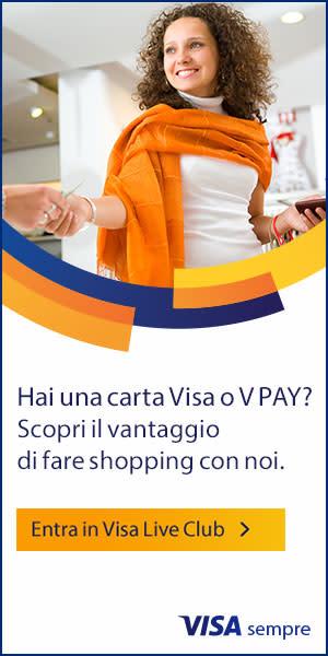 Condé Nast italia e Visa rinnovano il progetto Visa Live Club